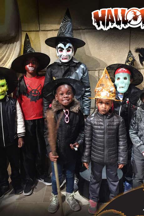 Halloween à la Maison de la Magie