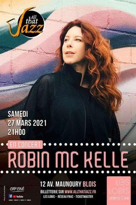Concert : Robin Mc kelle