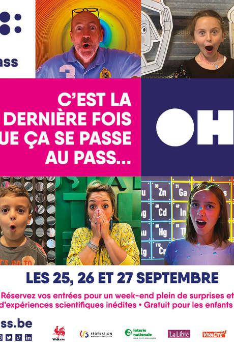- SAVE THE DATE - LE 25 SEPTEMBRE, LE PASS CHANGE DE NOM!