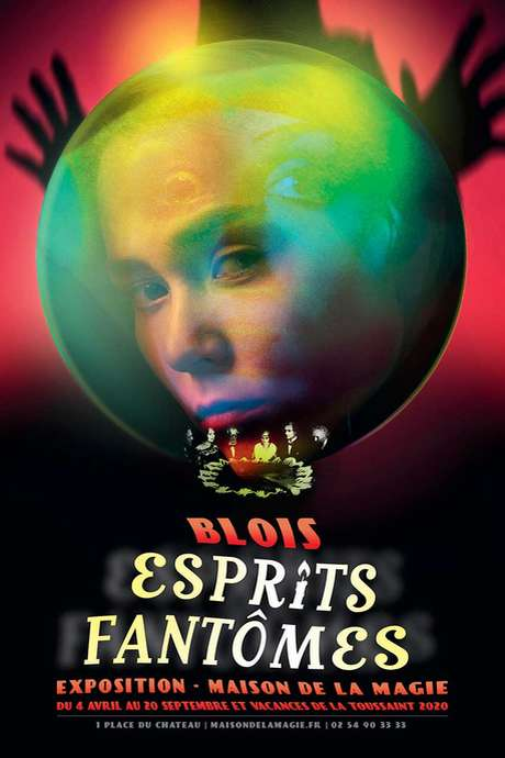 Exposition Esprits fantômes