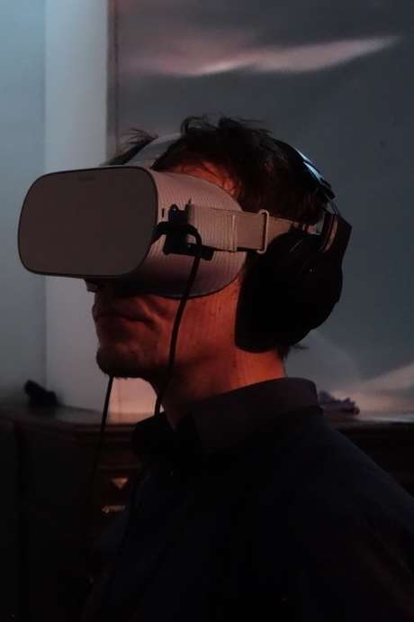 Séances découvertes de films en réalité virtuelle - LABANQUE