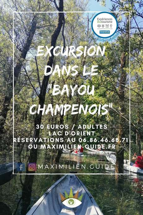 Excursion dans le Bayou champenois