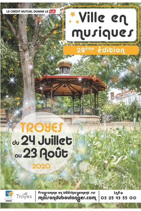Ville en Musiques - L'Orchestre Alain Regnault
