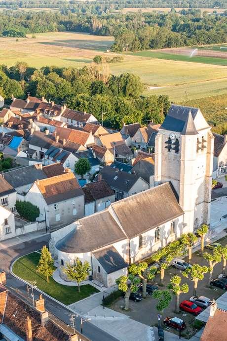 Journées européennes du Patrimoine à Montlivault