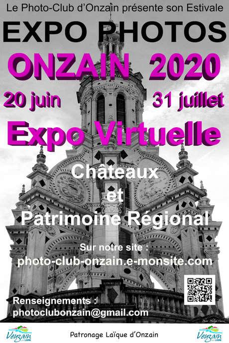 Exposition photos : Châteaux et patrimoine régional