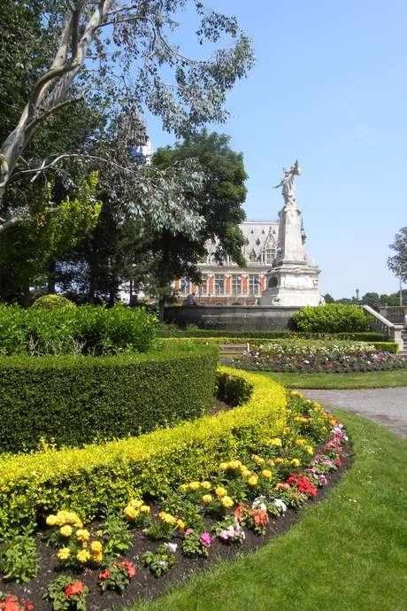 Visite Guidée - Richelieu et Saint-Pierre... d'un parc à l'autre