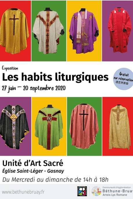 """Exposition """"Les Habits liturgiques"""""""