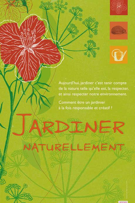 « Jardiner naturellement »