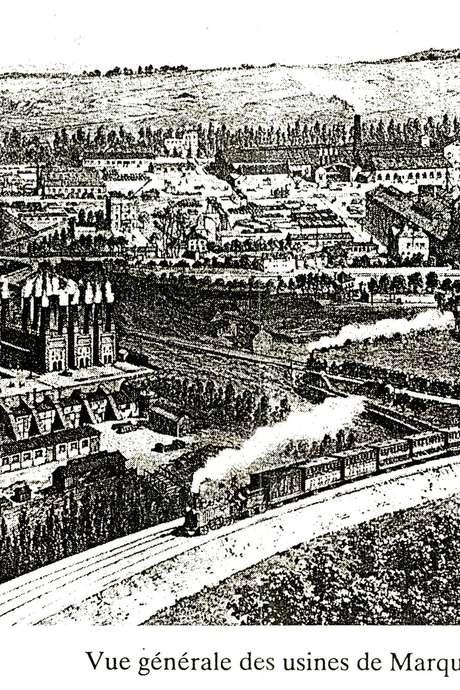 Conférence : Le minerai de fer du Boulonnais, autre fer de lance de la révolution industrielle sur notre littoral