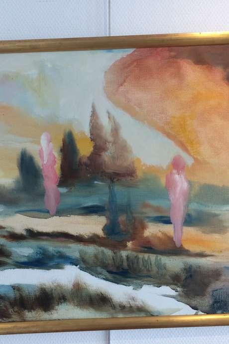 Expo des œuvres d'Antonio Monasterio