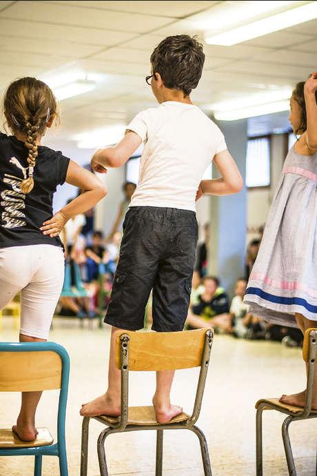 Atelier de danse parents/enfants