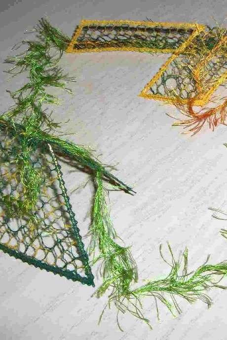 Atelier dentelle main : Initiation, évolution et dentelle contemporaine