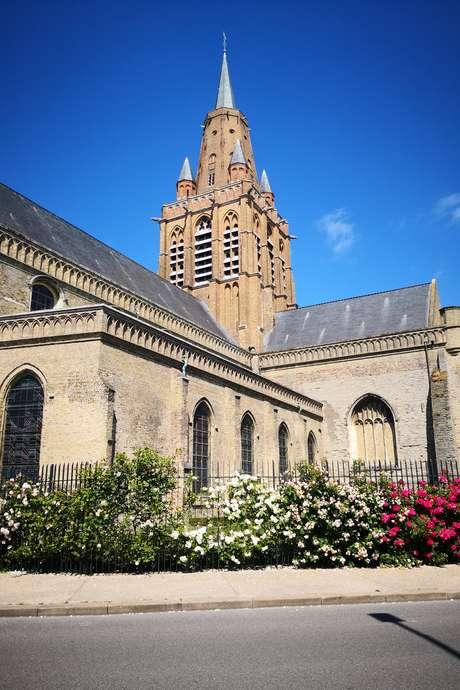 Visite guidée : L'Eglise Notre Dame