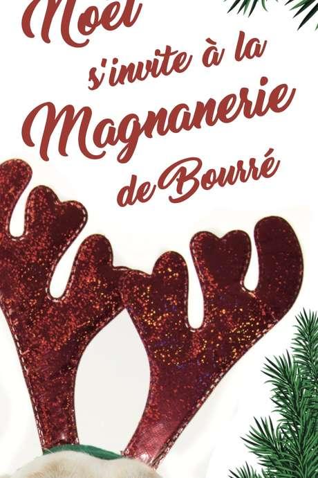Noël s'invite à la Magnanerie de Bourré