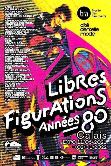 Exposition : Libres figurations années 80