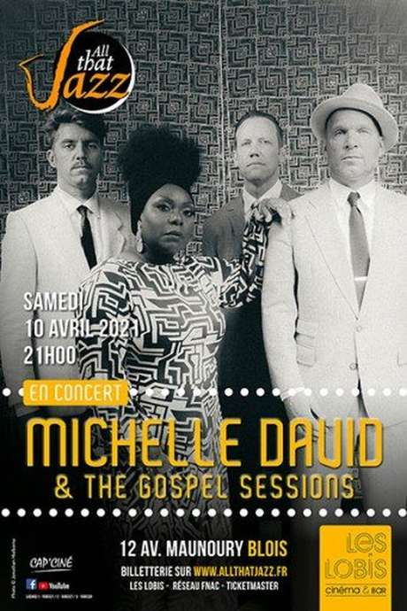 Concert : Michelle David and the Gospel Sessions
