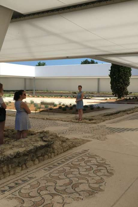 VISITES GUIDÉES À LA VILLA GALLO-ROMAINE DE SÉVIAC