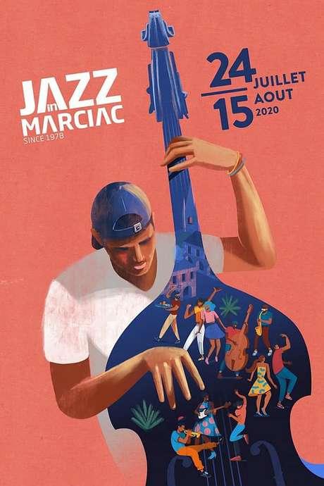FESTIVAL JAZZ IN MARCIAC - RENDEZ-VOUS EN 2021 !