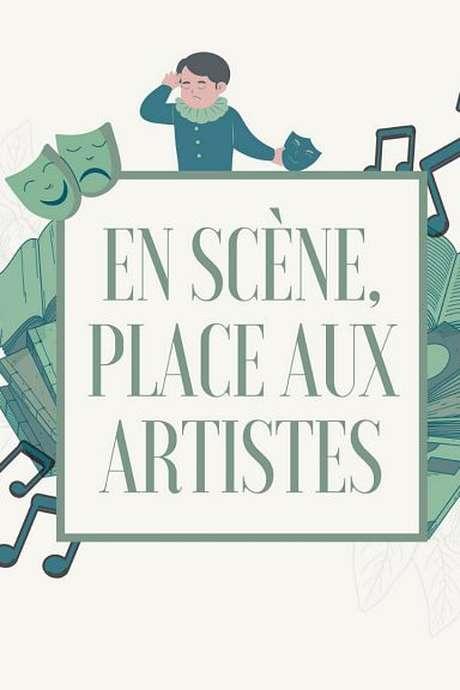 """""""EN SCÈNE, PLACE AUX ARTISTES"""" PAR LA BOITE A JOUER AU CLOÎTRE DE CONDOM"""