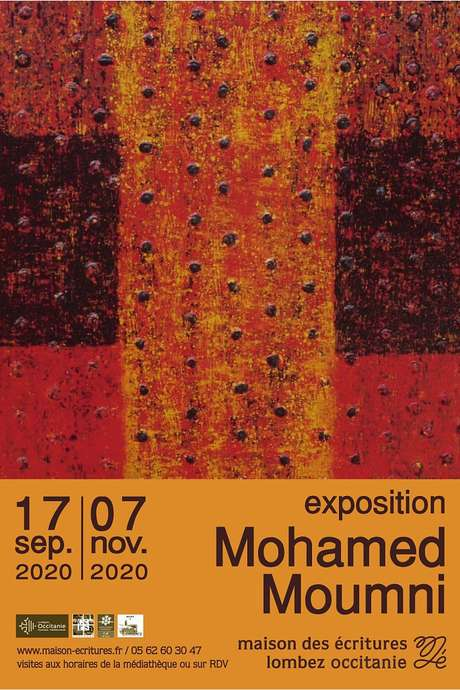 EXPOSITION : MOHAMED MOUMNI