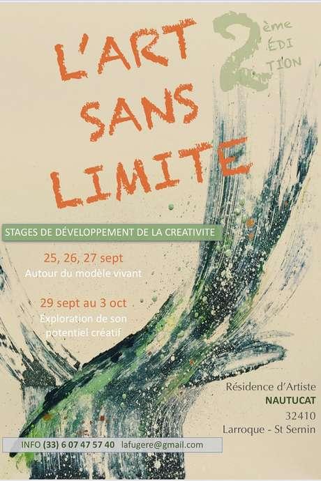 STAGE : L'ART SANS LIMITE, 2ÈME ÉDITION