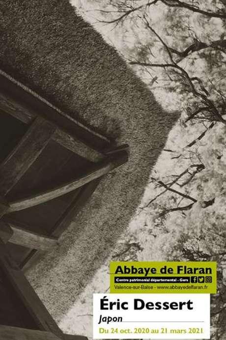 ABBAYE DE FLARAN - EXPOSITION ERIC DESSERT