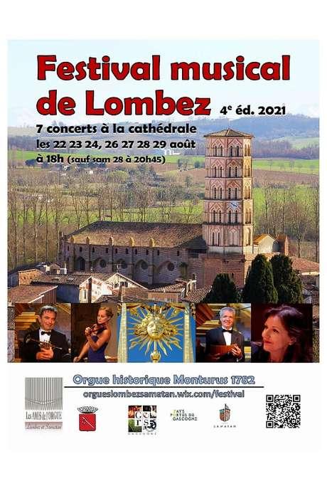 FESTIVAL MUSICAL CATHÉDRALE DE LOMBEZ: UNE JOURNÉE DU ROI À VERSAILLES