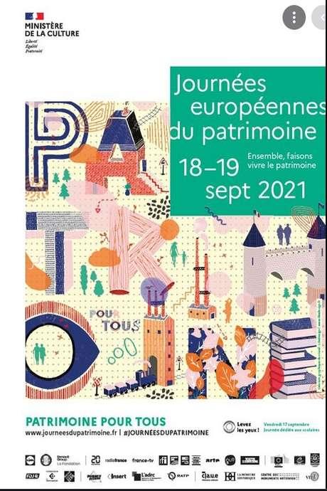 JOURNÉES EUROPÉENNES DU PATRIMOINE AU CHATEAU DE CAUMONT