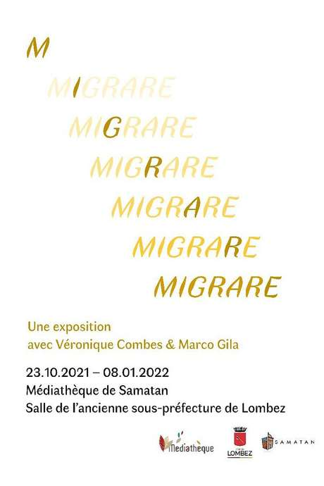 """EXPOSITION """"MIGRARE"""""""