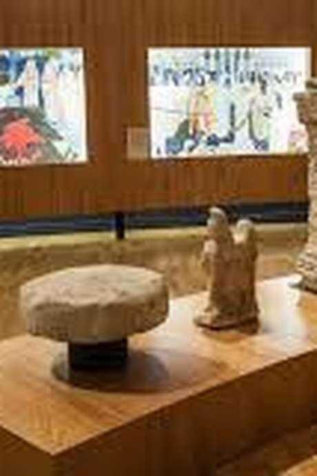 VISITE COMMENTÉE DU MUSÉE ARCHÉOLOGIQUE ET DE LA DOMUS A EAUZE