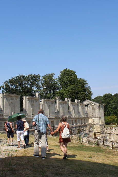 Visite guidée du château de Fère-en-Tardenois