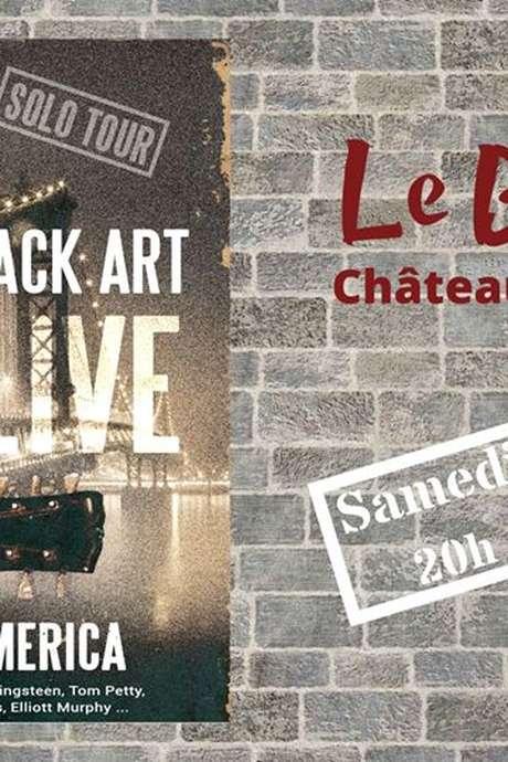 Concert Jack Art Live