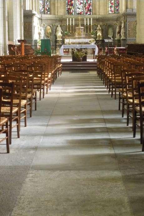 Visite guidée de l'église Saint Crépin