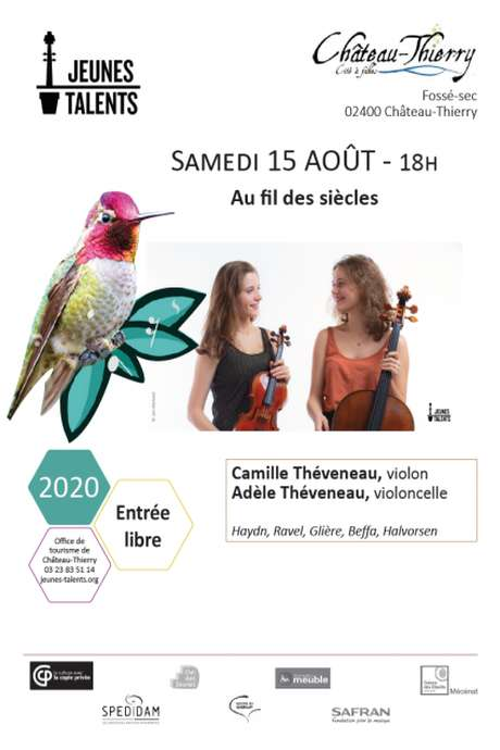 """Jeunes Talents : """" Au fil des Siècles"""""""