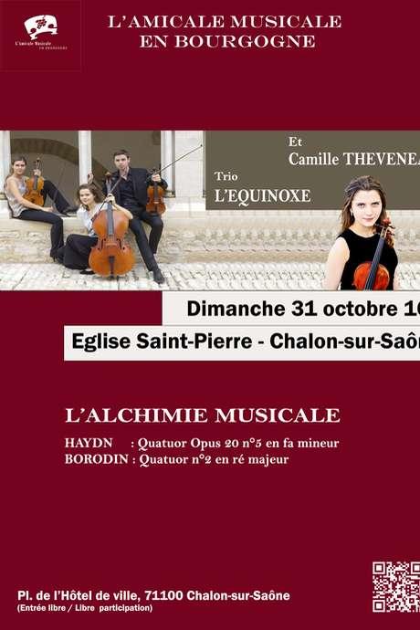 Concert à l'église St Pierre