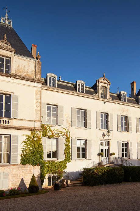 Visite et dégustation du Château de Chamirey