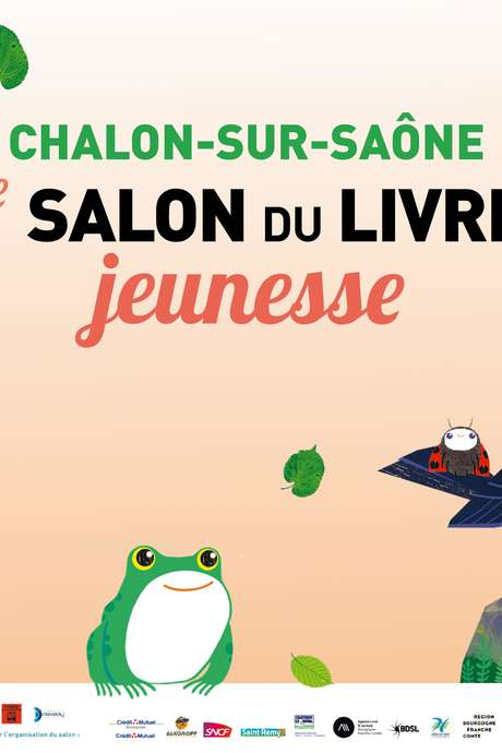 Salon du Livre Jeunesse de Chalon Sur Saône