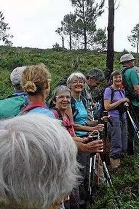 Randonnée organisée avec les Marcheurs du Poher