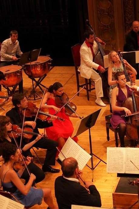 """Ensemble Matheus : """"L'Olimpiade"""""""