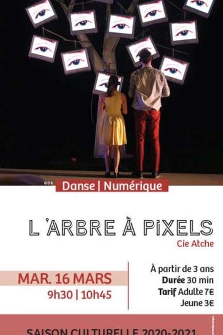 Danse/Numérique L'Arbre à pixels