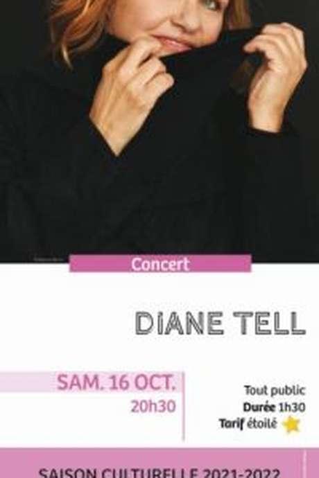 Concert Diane TELL