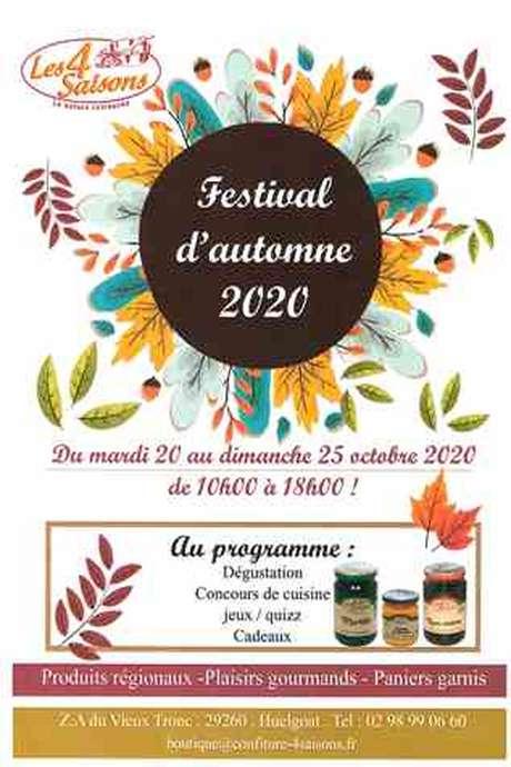Festival d'automne des 4 Saisons