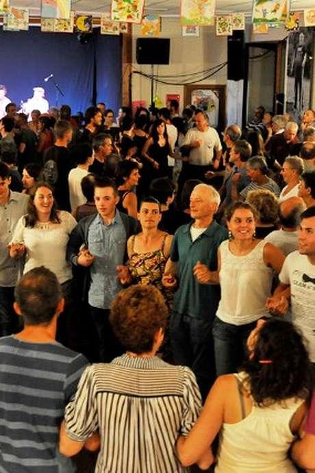 Fest-Noz à la Nuit de la Gavotte