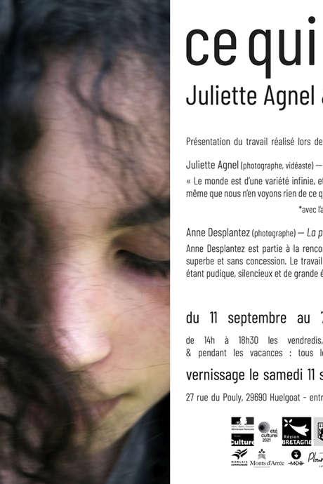 Rencontre avec Annabelle Amoros à la galerie Méandres