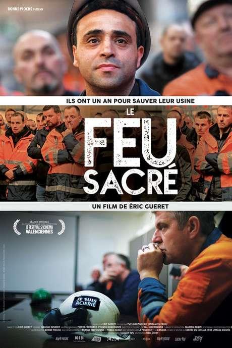 """Ciné-rencontre : documentaire """"Le Feu Sacré"""""""