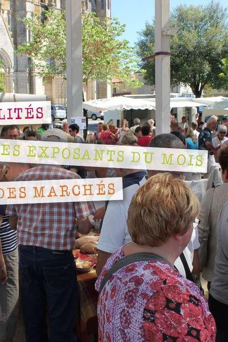 Marché mensuel de Cerizay