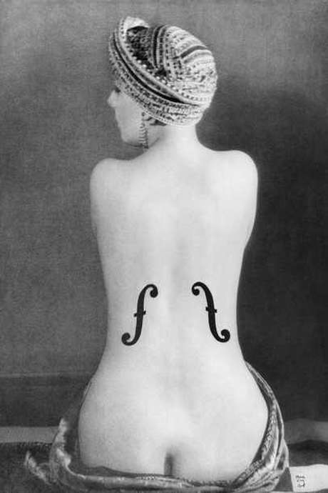 Exposition Man Ray