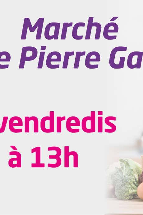 Marché à Nueil-Les-Aubiers