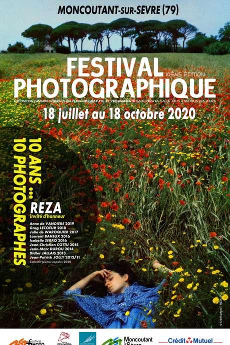 """Stage photo - Festival photographique """"10 ans"""""""
