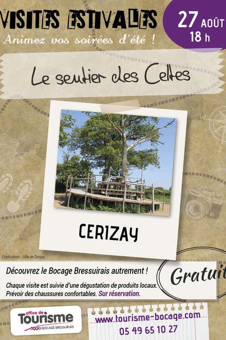 Visites Estivales 2021 - Le sentier des Celtes - Cerizay